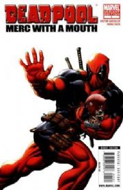 Deadpool Merc With A Mouth #1 McGuinness Retail Variant (2009) Marvel comic book